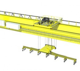 Non-standard cargo handling equipment