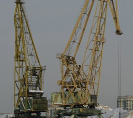 Spare parts for Albrecht portal crane