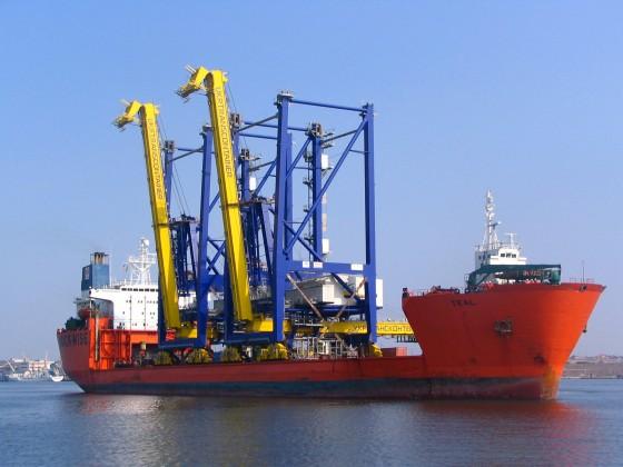 Перевозка негабаритных грузов (копия)