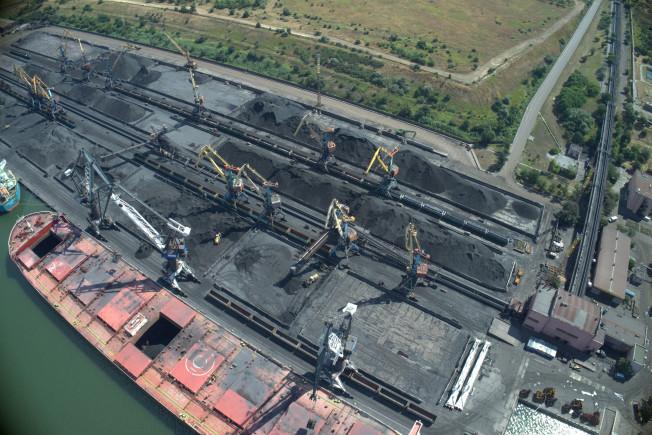 Cargo handling terminals