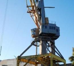 Spare parts for Ganz portal crane